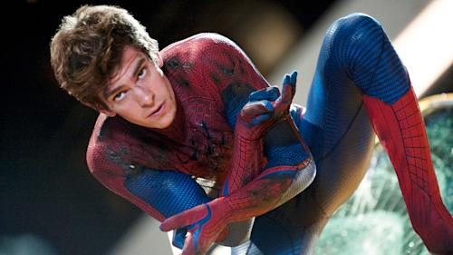Andrew Garfield on Spider-Man: 'Why Can't He Be Gay?'