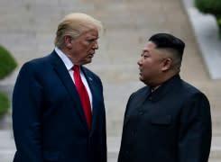 Trump katakan 'senang' Kim Jong Un 'kembali, dan baik-baik saja'