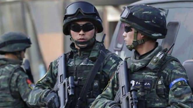 VIVA Militer: Pasukan elite Angkatan Laut Tentara Pembebasan Rakyat China (PLAN)