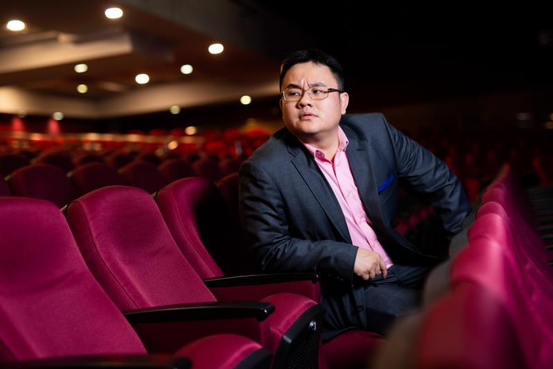 Dr Jason Leong. (PHOTO: Netflix)
