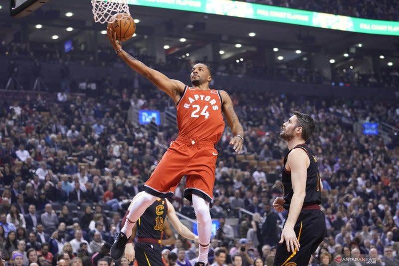 Powell bantu Raptors kalahkan Thunder