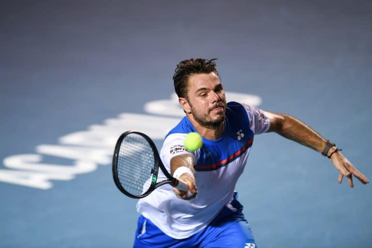 'Not at my best yet' Wawrinka wins Prague Challenger