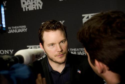 Chris Pratt Nabs Lead in 'Guardians of Galaxy'