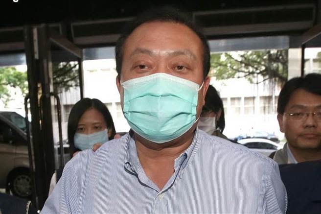 民進黨立委蘇震清遭北院裁定羈押。(本報資料照)