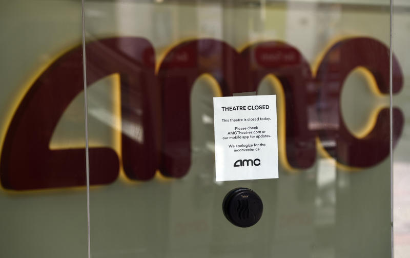 AMC-Business Woes