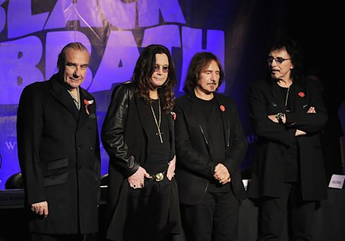 Black Sabbath Vow to Continue Without Drummer Bill Ward