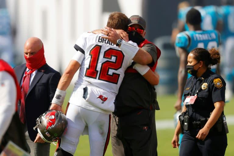 Brady bounces back, Chiefs survive scare