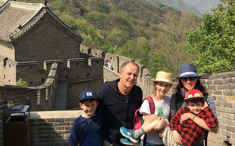 Former ABC bureau chief Matthew Carney has told his story of fleeing China for first time