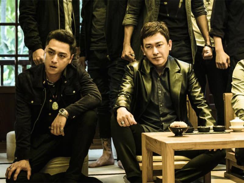 緯來電影台:《角頭2:王者再起》