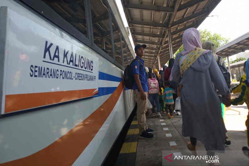 KAI Cirebon prediksi peningkatan pengguna jasa 5 persen