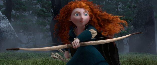 'Brave' ushers in a different kind of Disney princess: Merida the tomboy