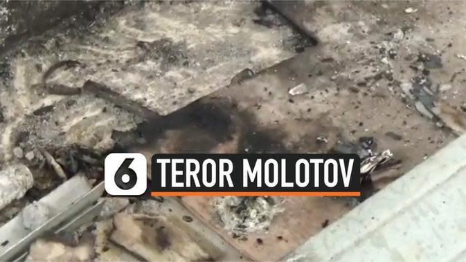 VIDEO: Teror Bom Molotov di Kantor PDIP. Kader Diminta Siaga