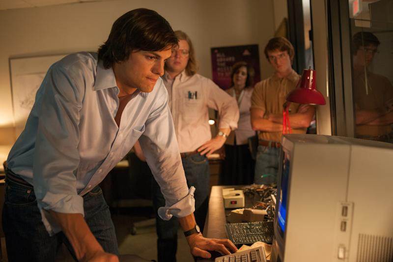 Dude, Where's My Oscar? Ashton Kutcher Missteps as Steve Jobs
