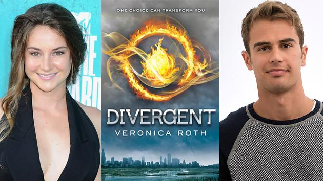 All-Star Cast Begins Production on YA Adaptation 'Divergent'
