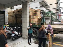 食物銀行轉運站貨車購置經費