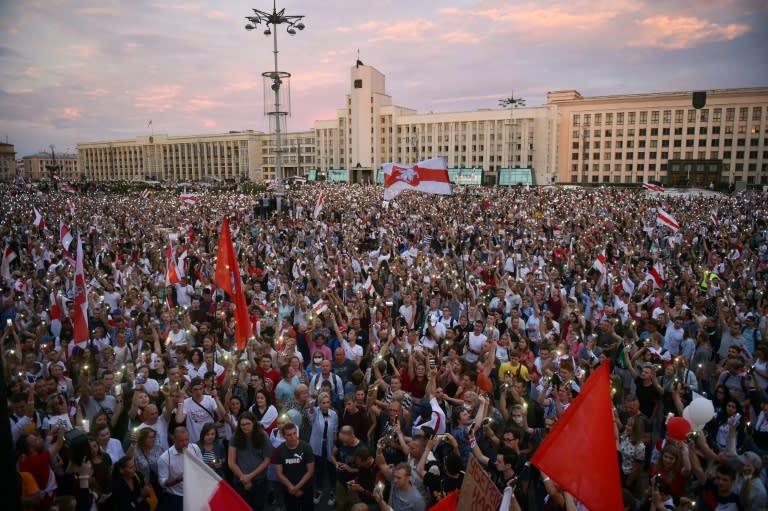 Belarus opens criminal case into effort to 'seize power'