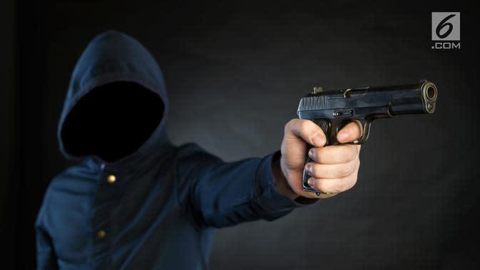 Ilustrasi Foto Penembakan (iStockphoto)