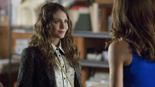 Willa Holland Talks 'Arrow' Finale Shockers