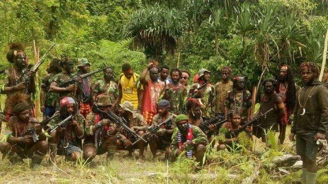 PGI Curigai Pendeta di Papua Ditembak TNI, Bukan KKSB alias OPM