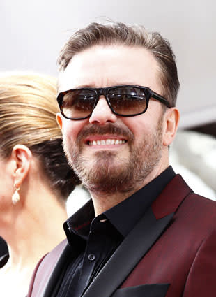 Ricky Gervais' third stint as Golden Globes host slated by critics