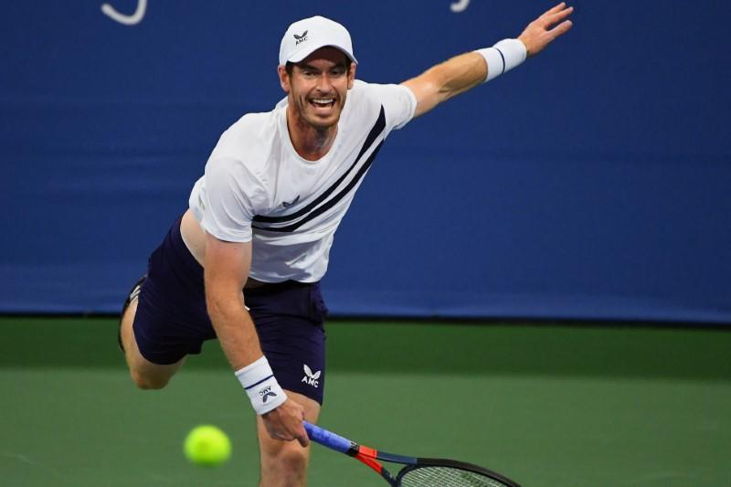 Murray ready to have fun again at U.S. Open