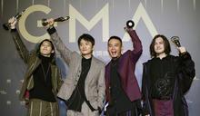 金曲31 滅火器獲最佳樂團獎(2) (圖)