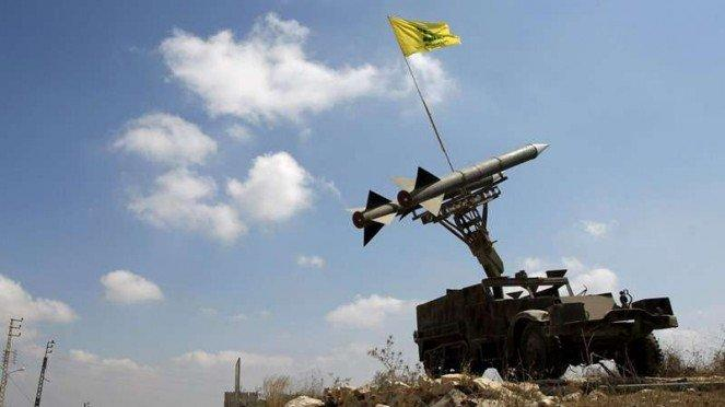 VIVA Militer: Senjata roket pasukan Hizbullah Lebanon