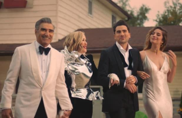 Oh, Schitt! Comedy Central to Air All 6 Seasons of 'Schitt's Creek' Following Emmys Domination