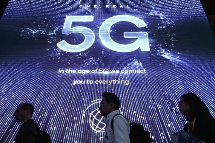 Qualcomm 5G at CES 2019