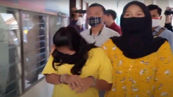 Pembantu di Pariaman Cabuli Bayi 8 Bulan Sambil Video Call Suami