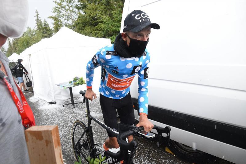Criterium du Dauphine 2020 72nd Edition 2nd stage Vienne Col de Porte 135 km 13082020 Michael Schar SUI CCC Team photo Vincent KalutPNBettiniPhoto2020