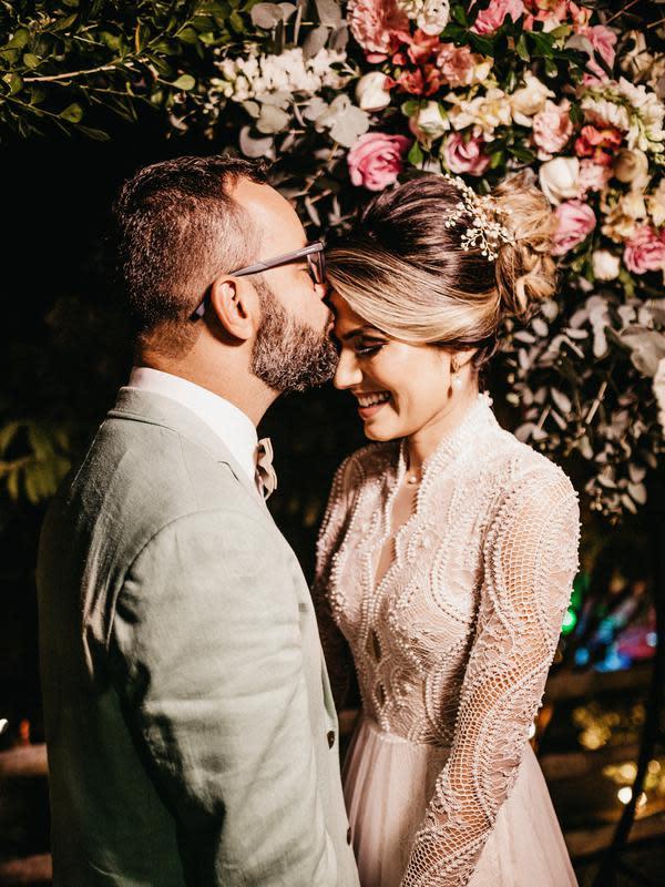 Ilustrasi pernikahan. (Photo on Pexels)