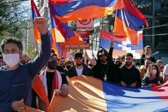Orang-orang Armenia di Argentina mengecam konflik Nagorno-Karabakh