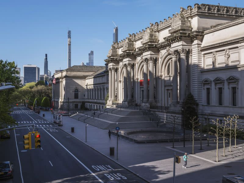 Metropolitan Museum of Art cuts 350 staff amid coronavirus outbreak