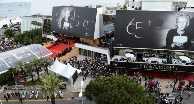 The Cannes marketplace gets its own movie