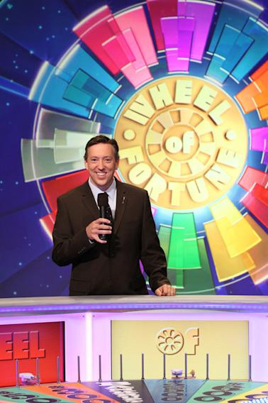 Jim Thornton, Announcer, Wheel of Fortune