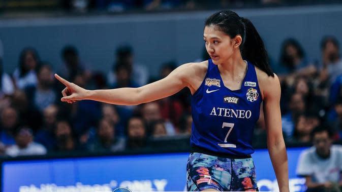 Pemain bola voli asal Filipina, Maddie Madayag (foto: instagram.com/maddie7madayag)