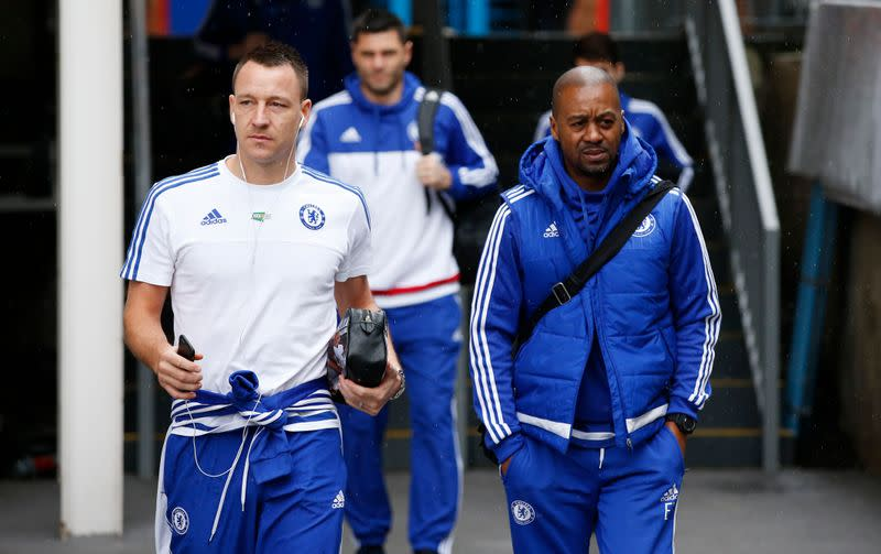 Trabzonspor appoint former Chelsea assistant Newton as manager