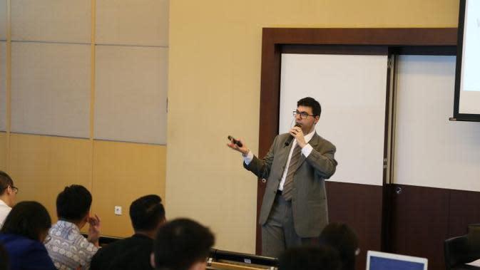Pentingnya Dua Bidang Ilmu Ini Bagi Big untuk Optimalisasi Bisnis (Liputan6.com/Dewi Divianta)