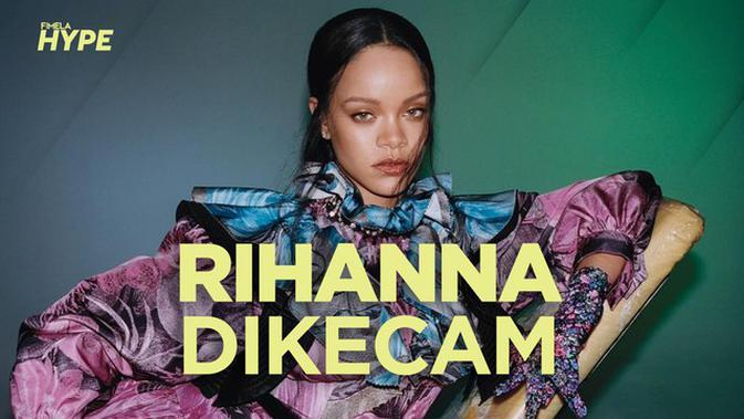 Rihanna Dikecam karena Pakai Lagu Berisi Hadis di Fashion Show Pakaian Dalam