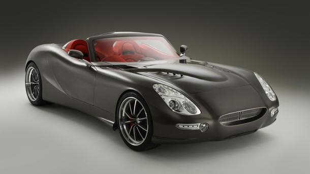 Diesel-powered British supercar Trident Iceni promises 200 mph and 69 mpg