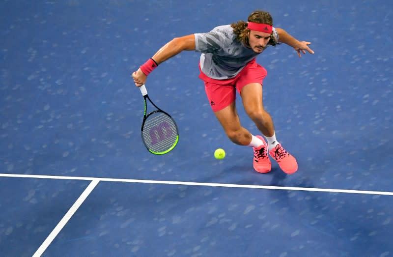 Coric comeback sends Tsitsipas tumbling out of US Open