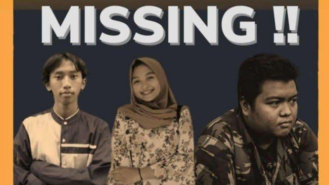 3 Wartawan Mahasiswa GEMA Hilang saat Liputan Demo UU Cipta Kerja