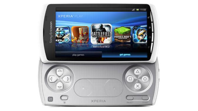 Urung Dirilis, Ini Penampakan Prototipe Xperia Play 2?