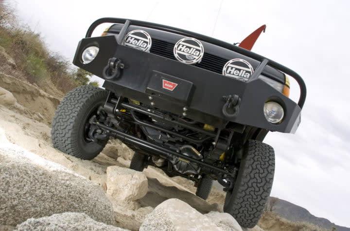 Sportsmobile Ford E-Series van