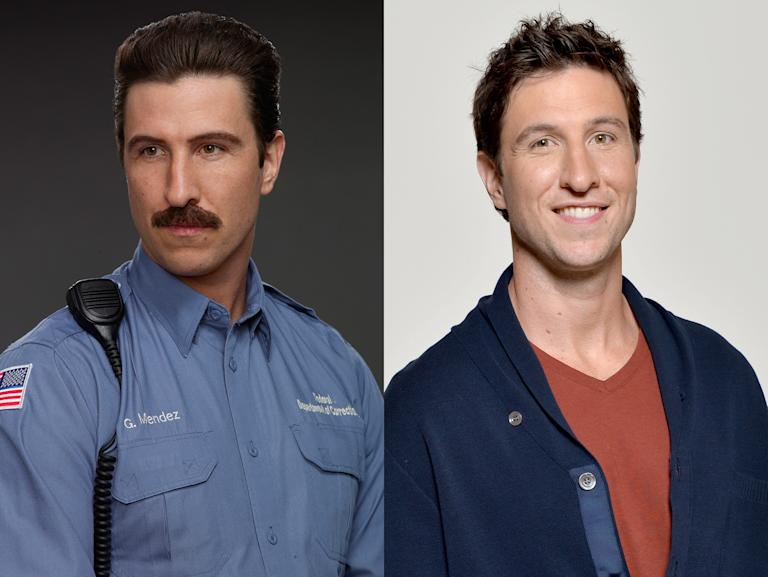 """Orange is the New Black"": Pablo Schreiber"