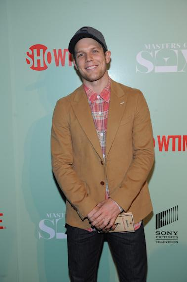 Jake Lacy seen at the premiere screening of MASTERS OF SEX, hosted by SHOWTIME and SONY PICTURES TELEVISION, on Thursday, September 26, 2013 at The Morgan Library and Museum in New York City. (Photo by Brad Barket/Invision for SHOWTIME/AP Images)
