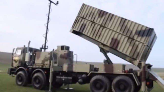 VIVA Militer: Rudal balistik taktis LORA (Long Range Attack) militer Azerbaijan