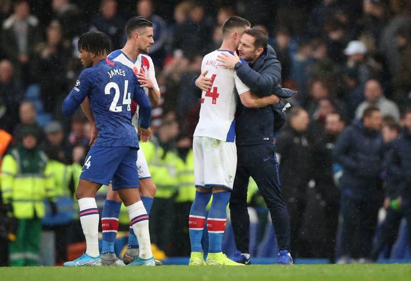 Premier League - Chelsea v Crystal Palace