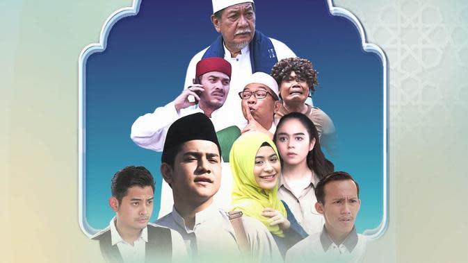 Para Pencari Tuhan Jilid 13 di SCTV Jadi Sinetron Terbaik Anugerah Syiar Ramadan 2020